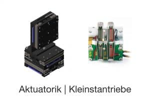 Produktkategorie Aktuatoren & Kleinstantriebe
