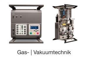 Produktkategorie Gas- & Vakuumtechnik