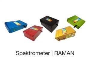 Produktkategorie Spektrometer & Photonik