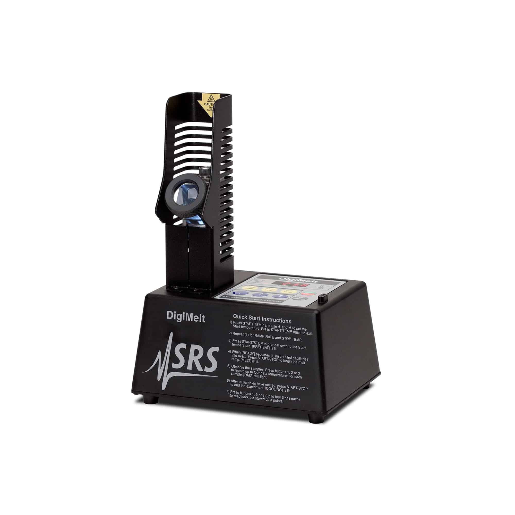 Produktfoto MPA160 und MPA161 Schmelzpunktmessgeräte