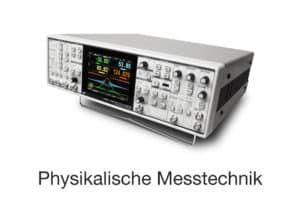 Produktfoto Produktkategorie physikalische Messtechnik