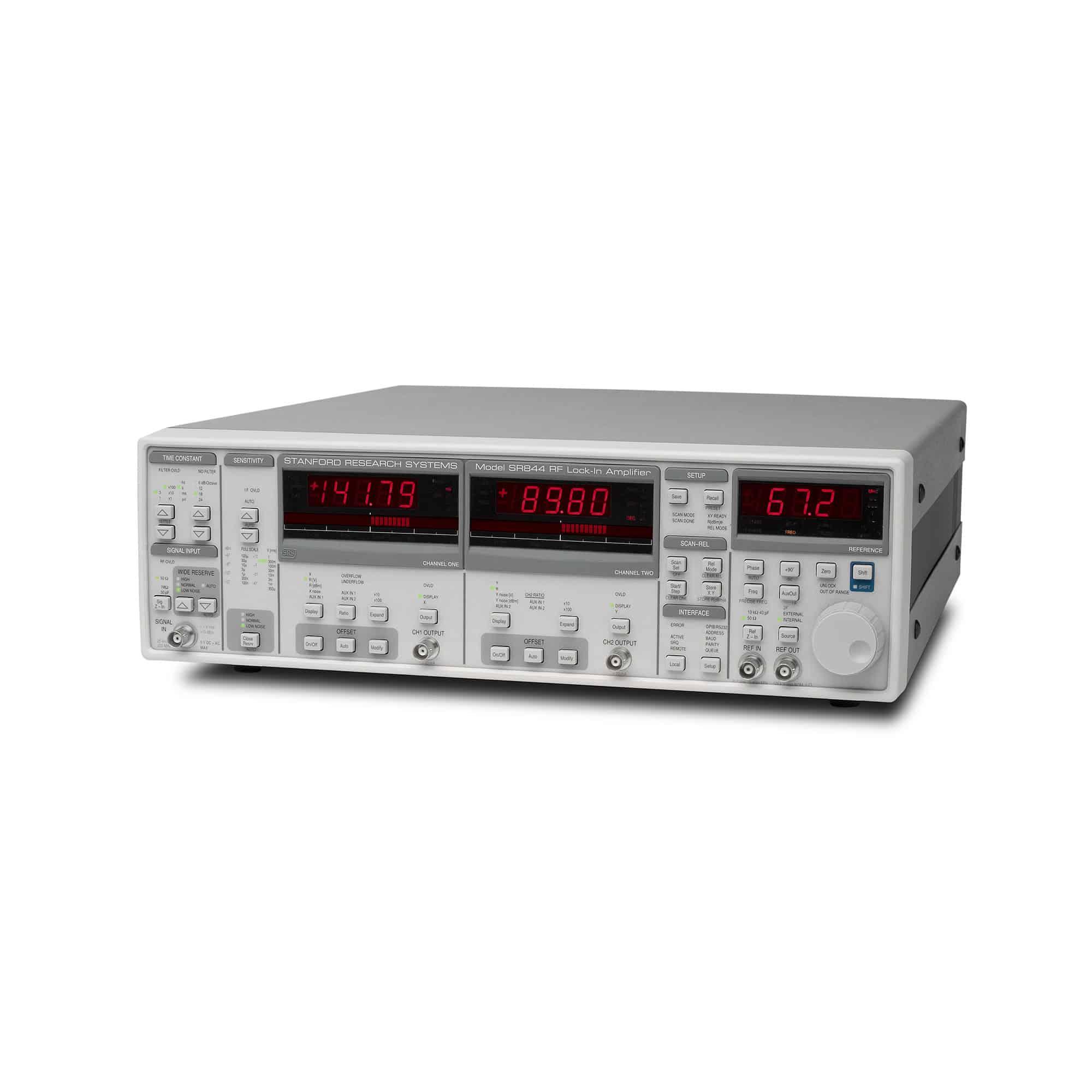 Produktfoto SR844 Lock-in-Verstärker
