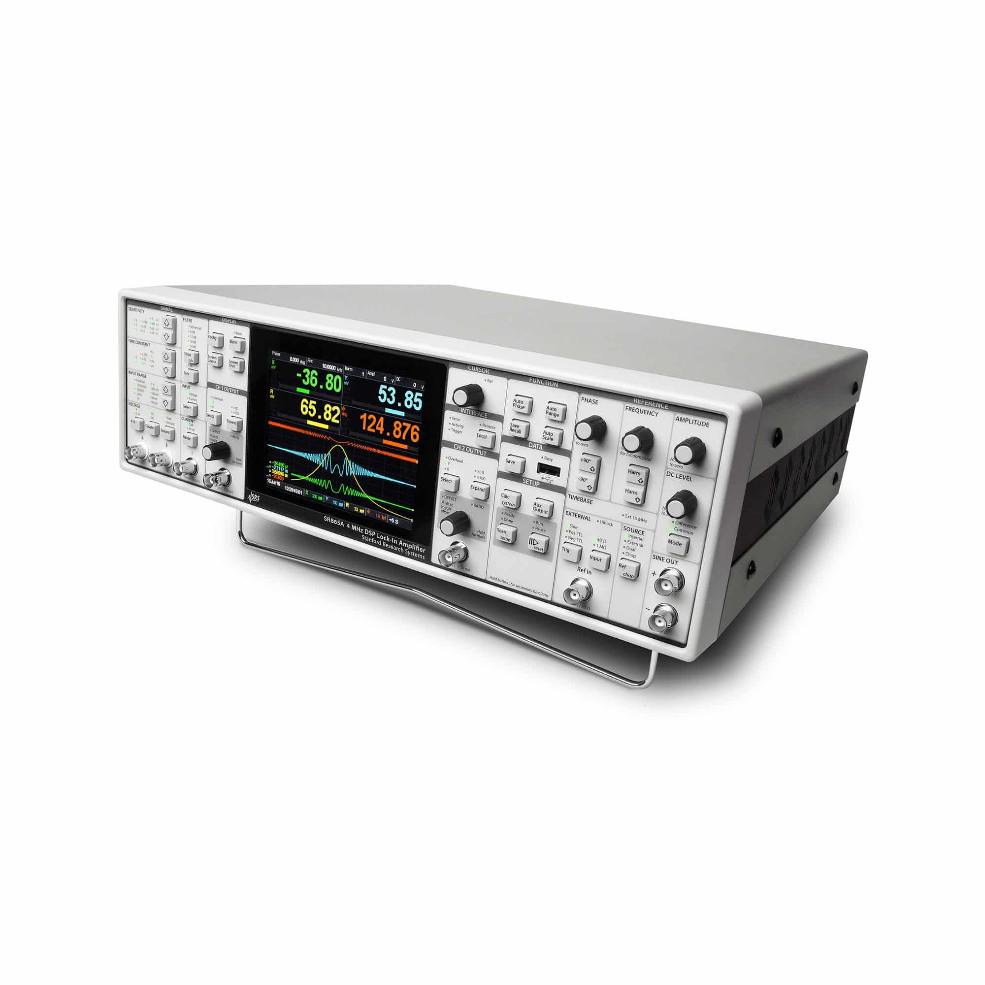 Produktfoto SR865A DSP-Lock-in-Verstärker