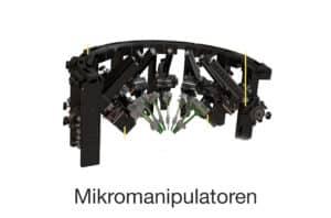 Produktkategorie Mikromanipulatoren