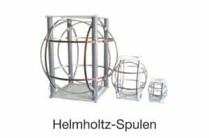 Produktkategorie Helmholtz-Spulen