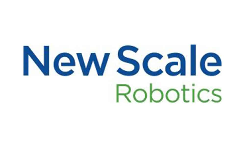 Firmenlogo New Scale Robotics