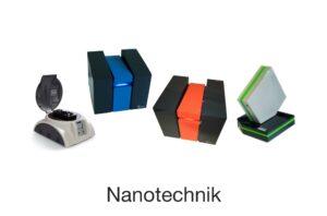 Produktkategorie Nanotechnik